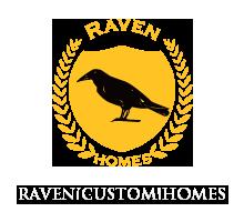 Raven Custom Homes Logo